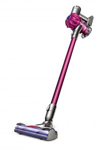 Review of the Dyson V6 Motorhead