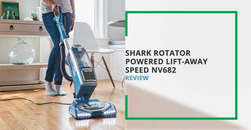 Shark Rotator Powered Lift-Away Speed NV682 Review