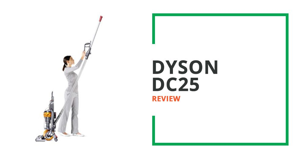 Dyson DC25 Review