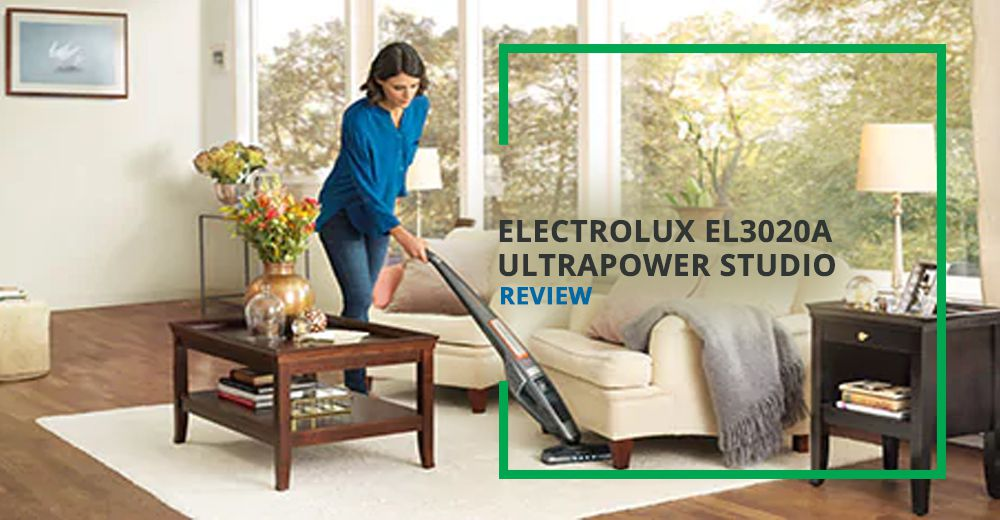 Electrolux EL3020A UltraPower Studio Review