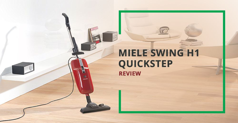 Miele Swing H1 Quickstep Review