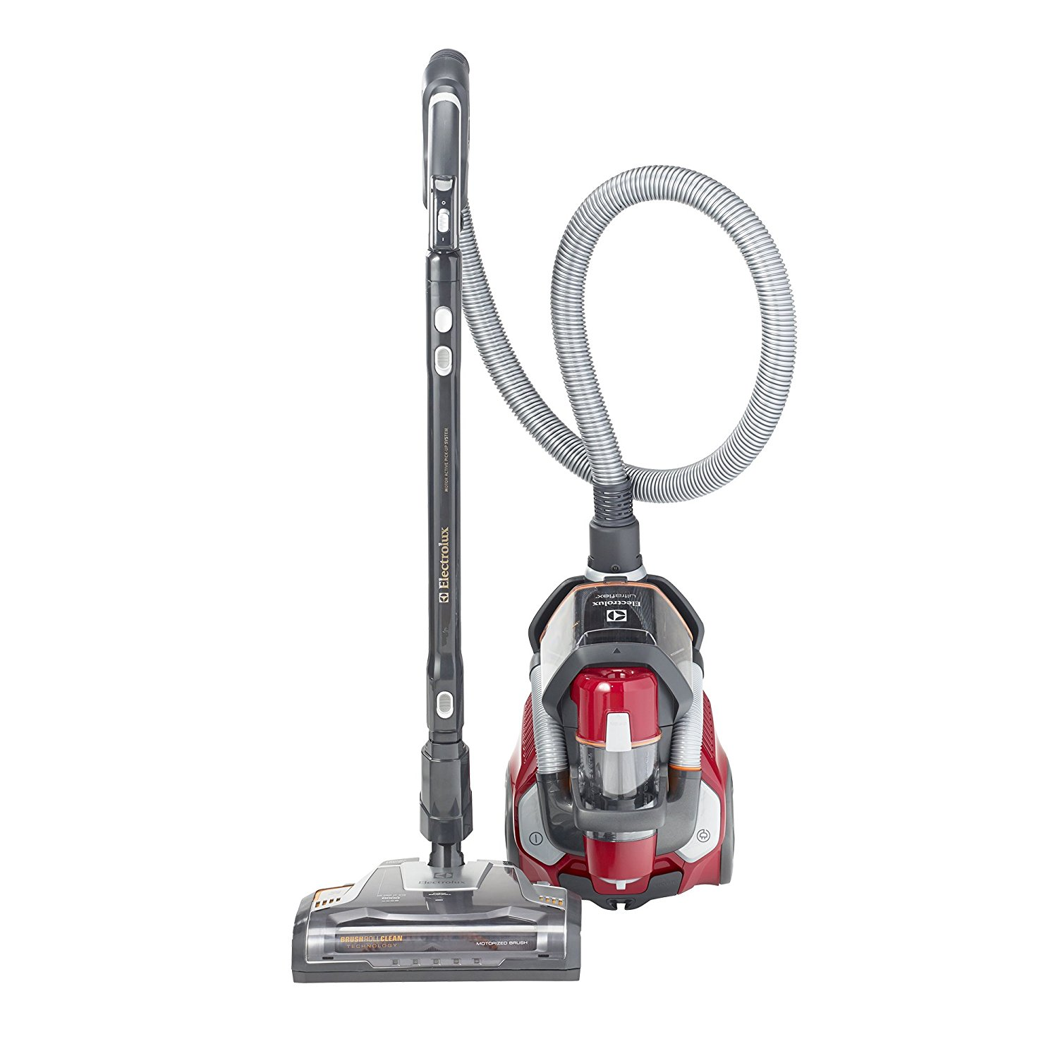 Best Canister Vacuum For Hardwood Floors the 3 best canister vacuum for hardwood floors Electrolux El4335b Corded Ultra Flex Canister Vacuum