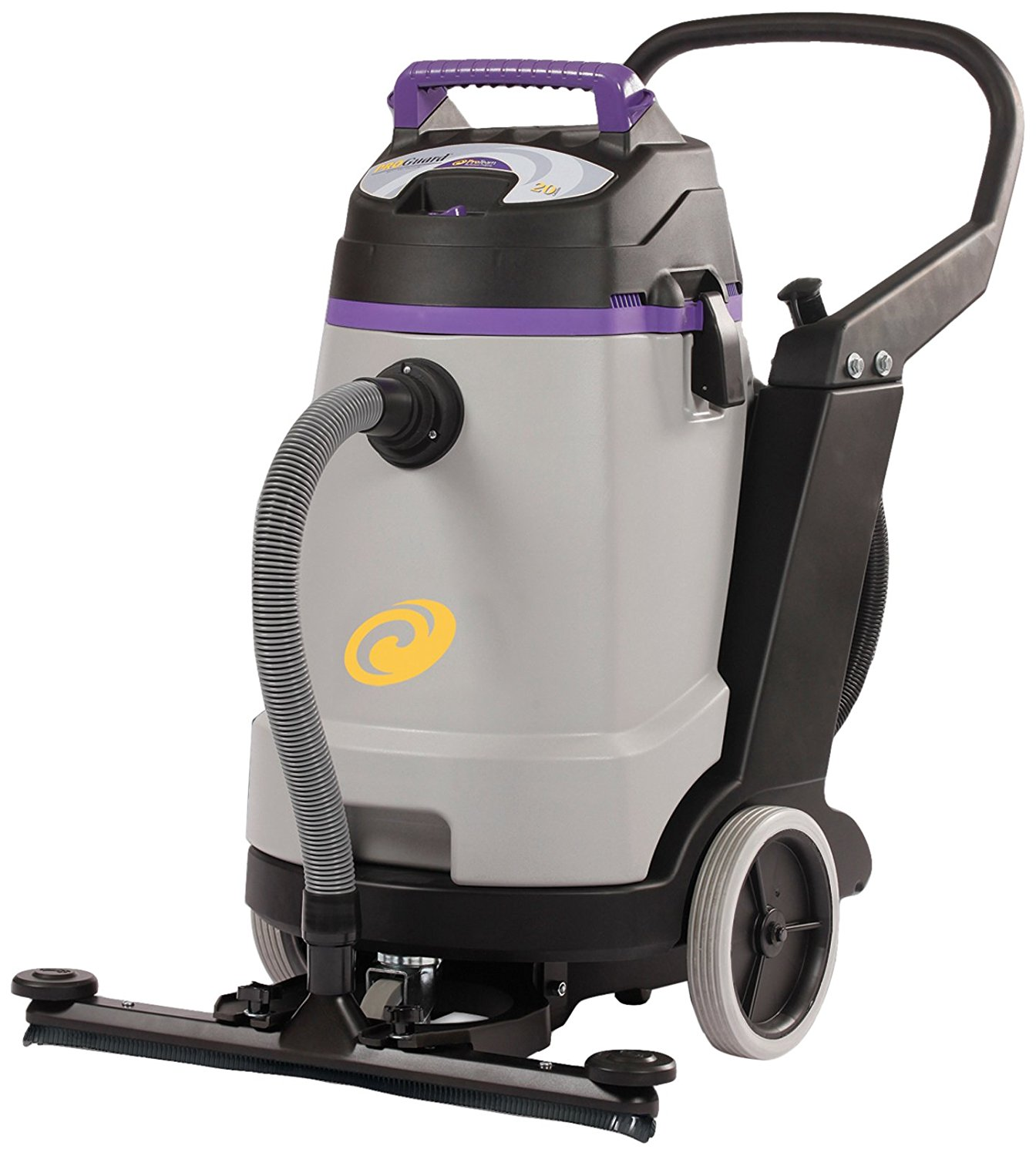 ProTeam Wet-Dry Vacuums ProGuard 15-Gallon Commercial Wet Dry Vacuum