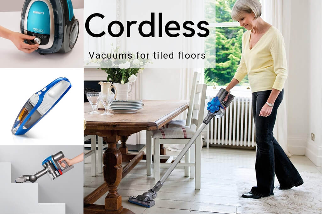 best cordless vacuum for tile floors