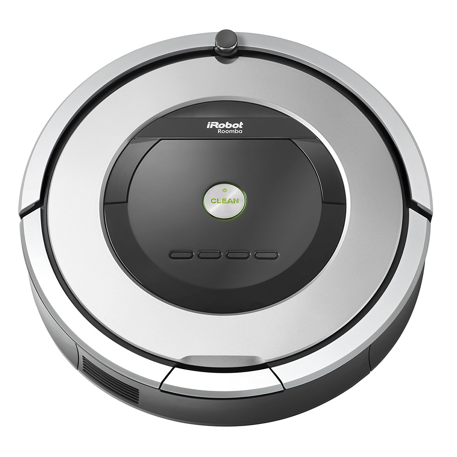 irobot roomba 860 robotic vacuum cleaner - Roomba Vacuum Reviews