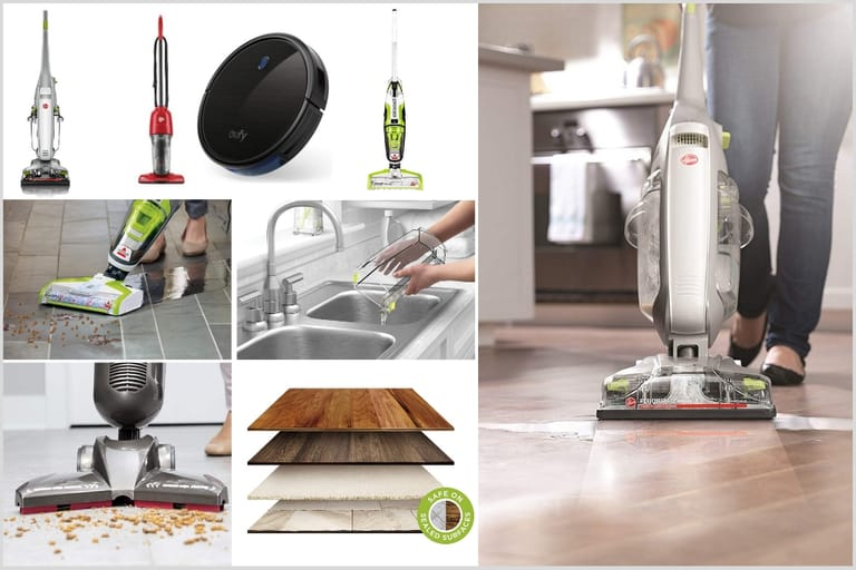 Vacuum for Laminate Floors