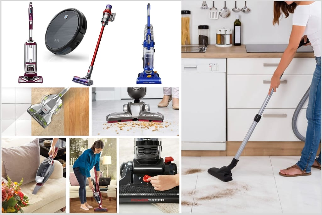 The Best Vacuum For Tile Floors