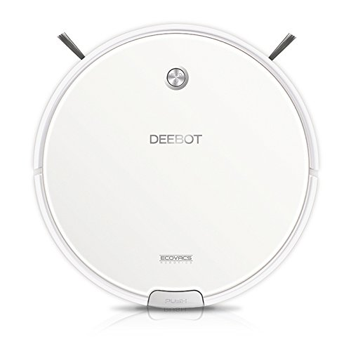 ECOVACS DEEBOT M82 Robotic Vacuum Cleaner for Carpets and Floors