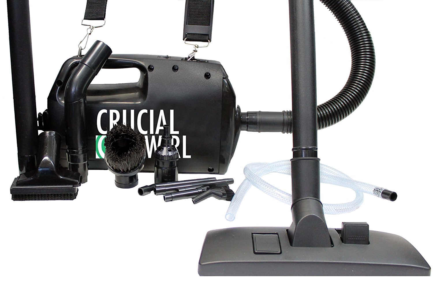 Crucial Swirl Powerful Vacuum Cleaner