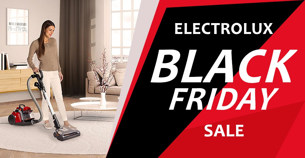 Electrolux Black Friday