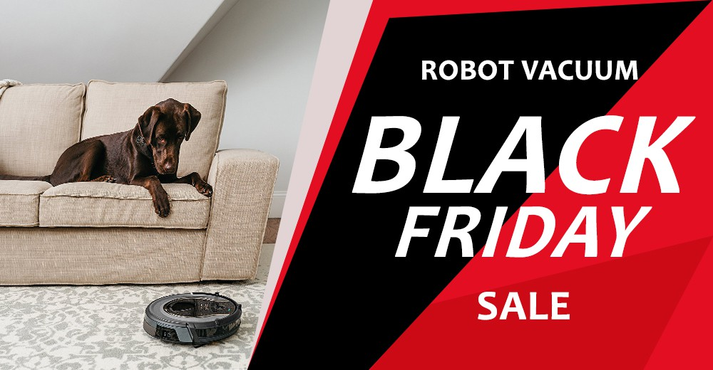Robot Vacuum Black Friday