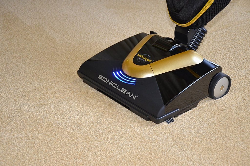 Soniclean Soft Carpet Vacuum Review