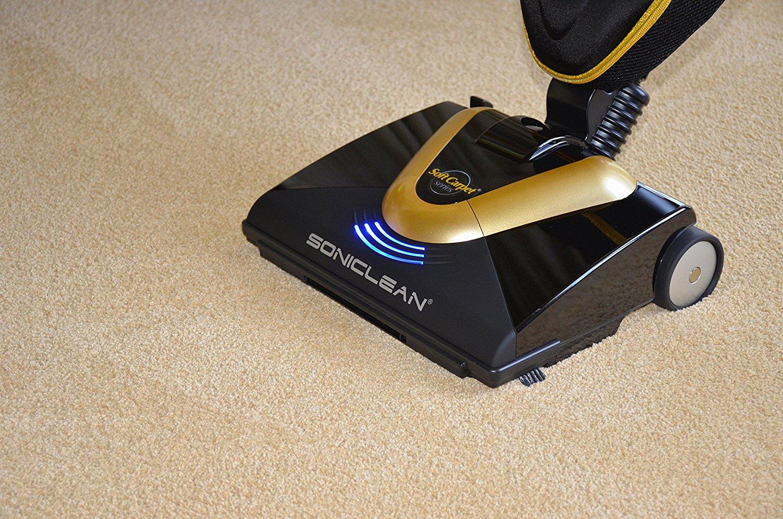 Soniclean Soft Carpet Vacuum Review