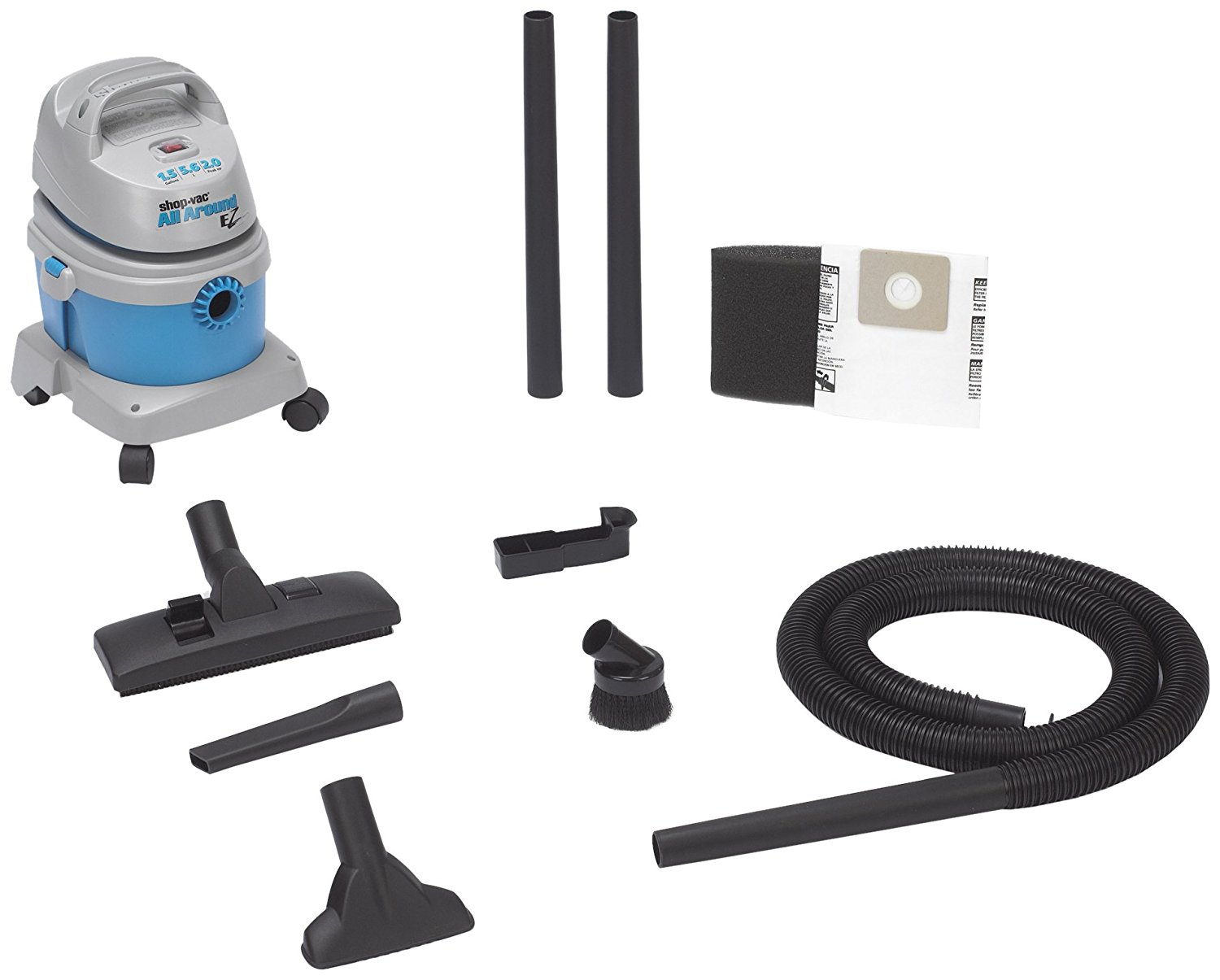 Shop-Vac All-Around EZ 1.5 Gallon