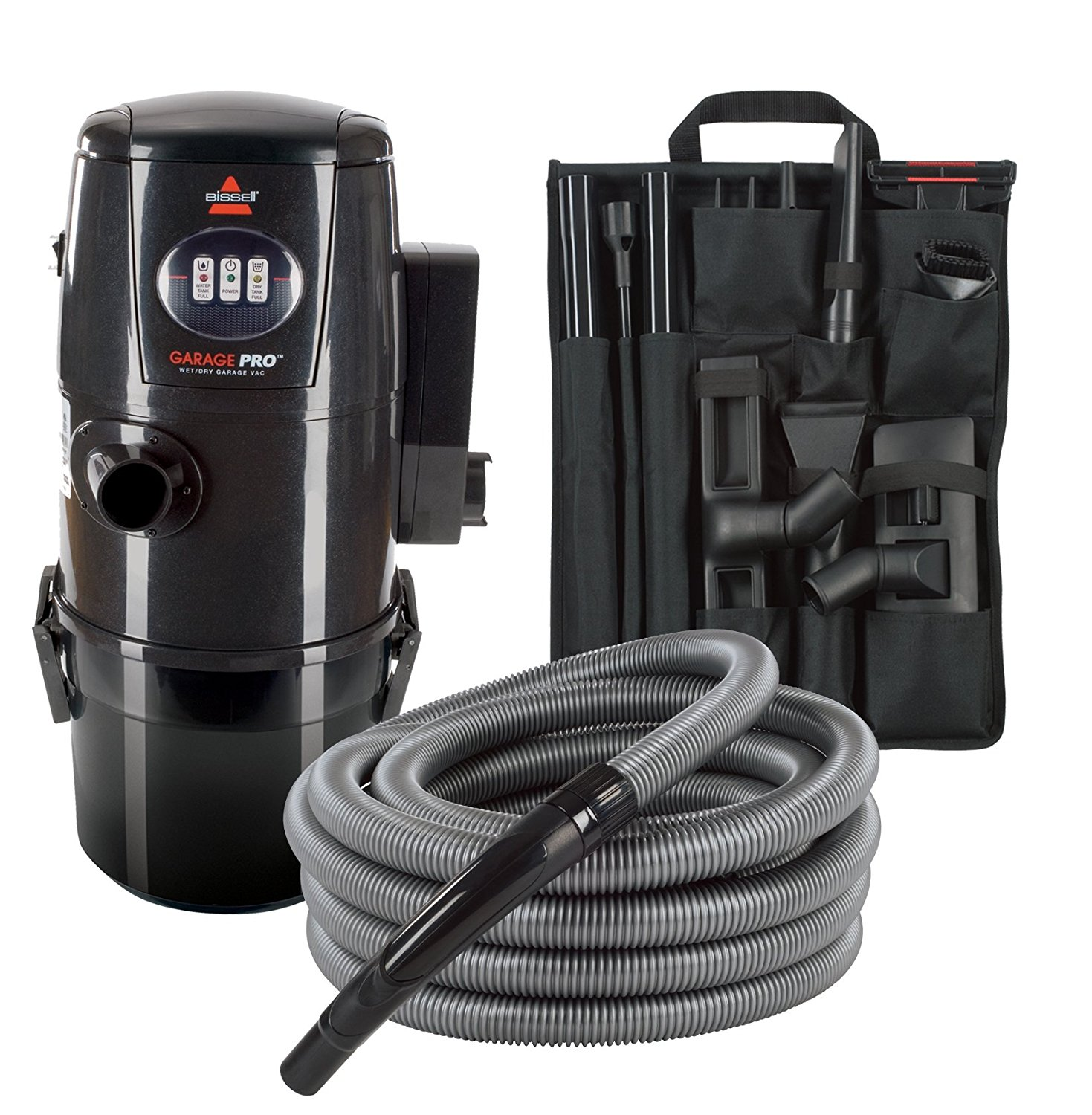 BISSELL Garage Pro Wall Mount Wet/Dry Vacuum