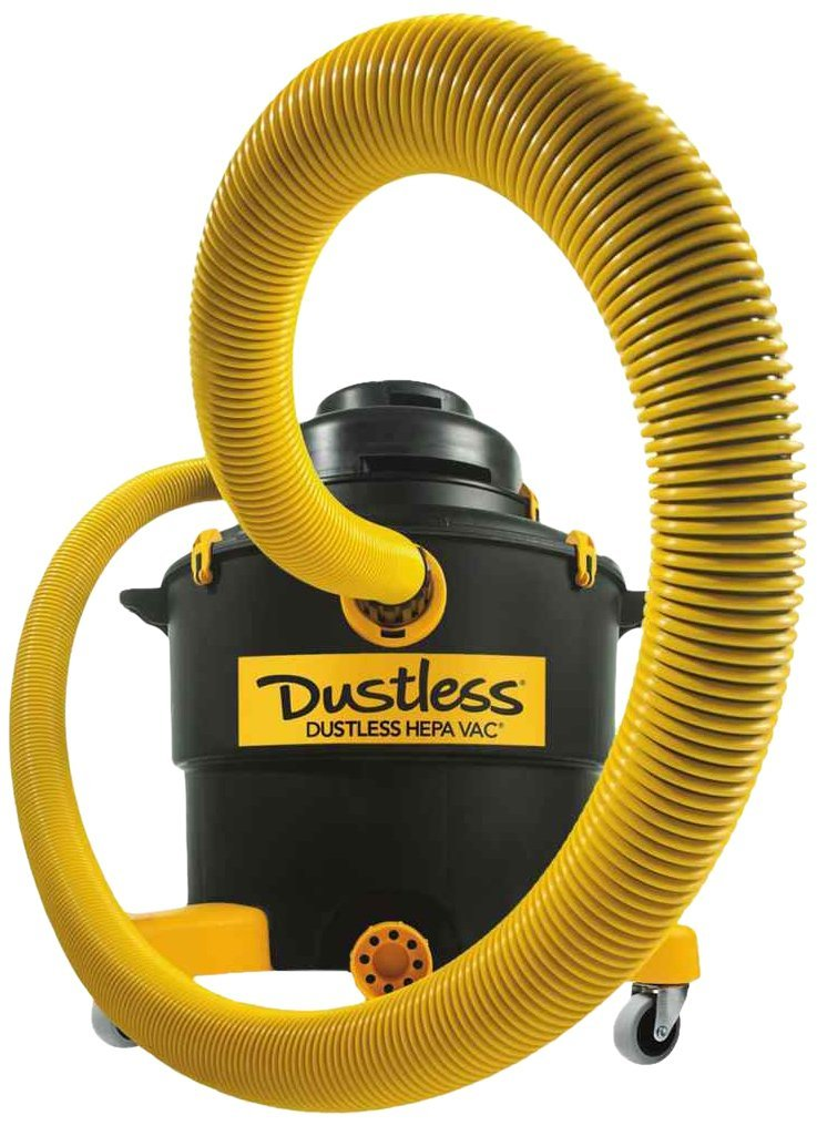 Dustless HEPA Wet Dry Vacuum