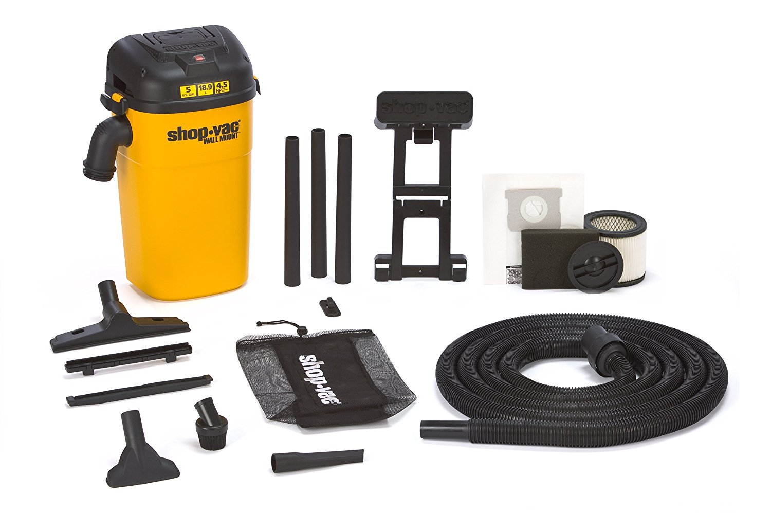 8 Best Wall Mount Shop Vac 2019 Reviews Amp Complete Guide