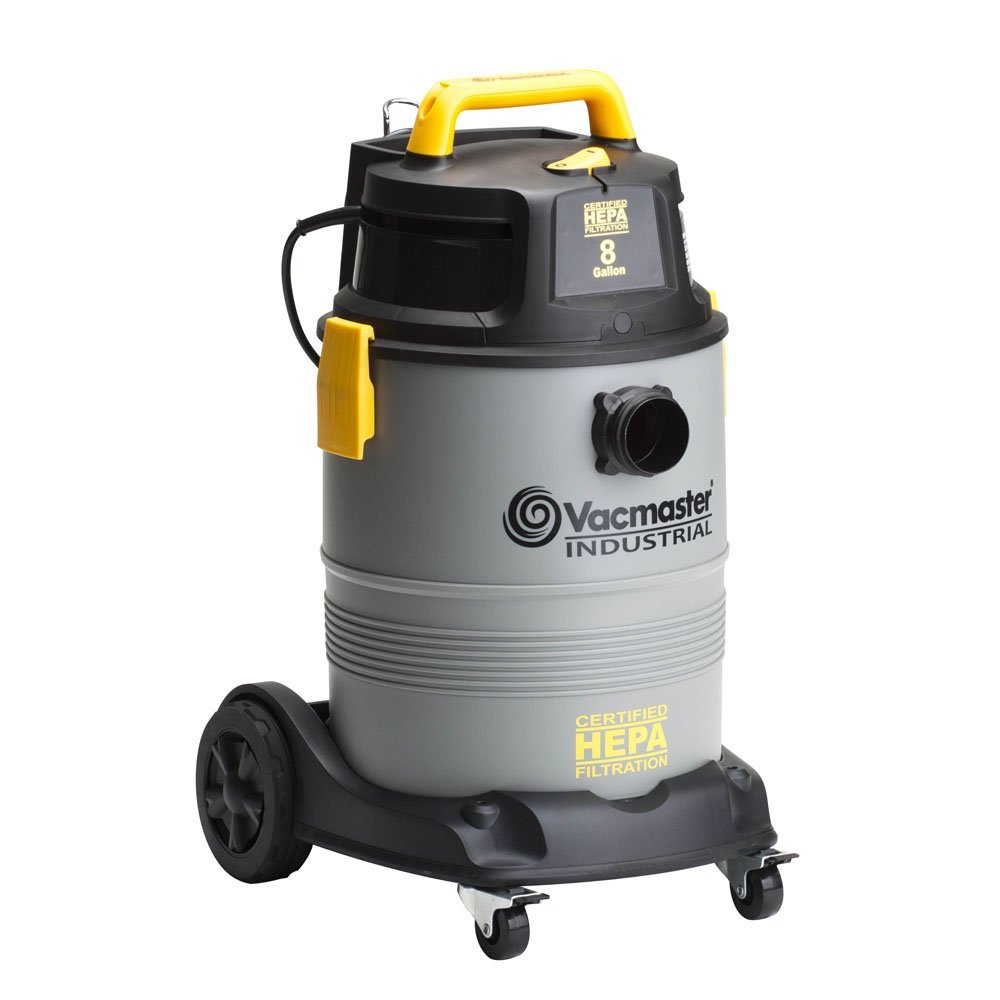 Vacmaster 8 Gallon HEPA Vac with 2 Stage Motor