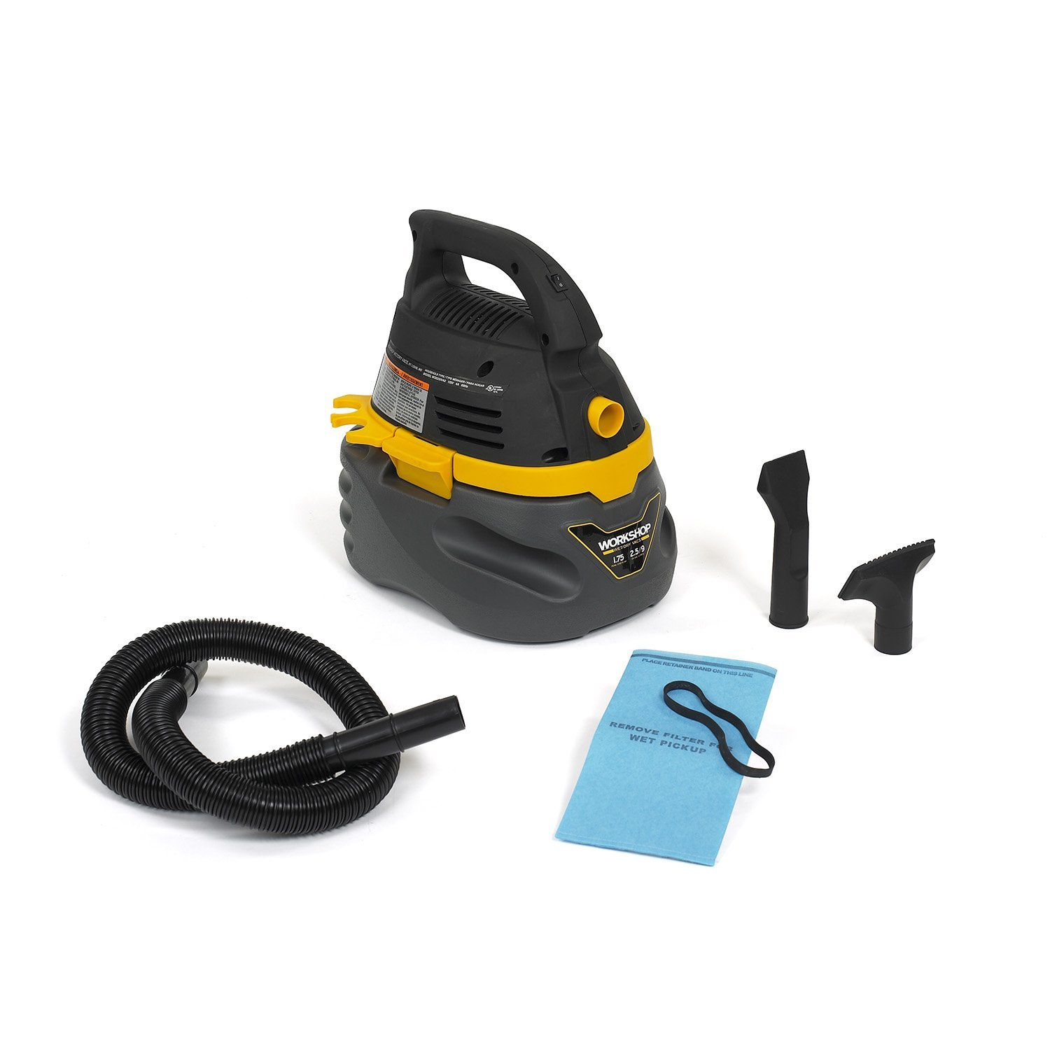 Best Portable Shop Vac In 2018 Reviews And Complete Guide