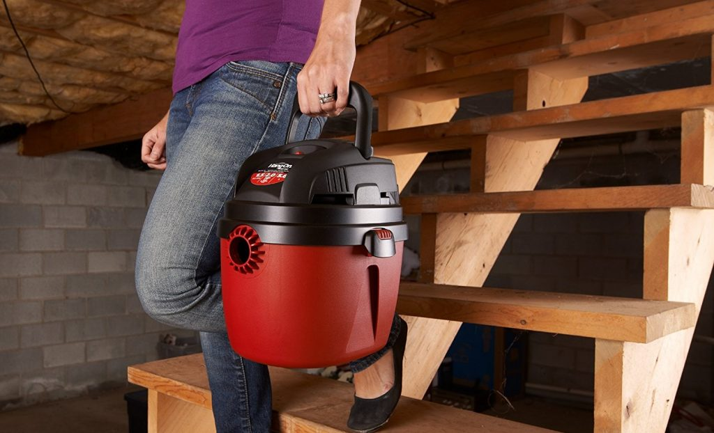 best portable shop vac