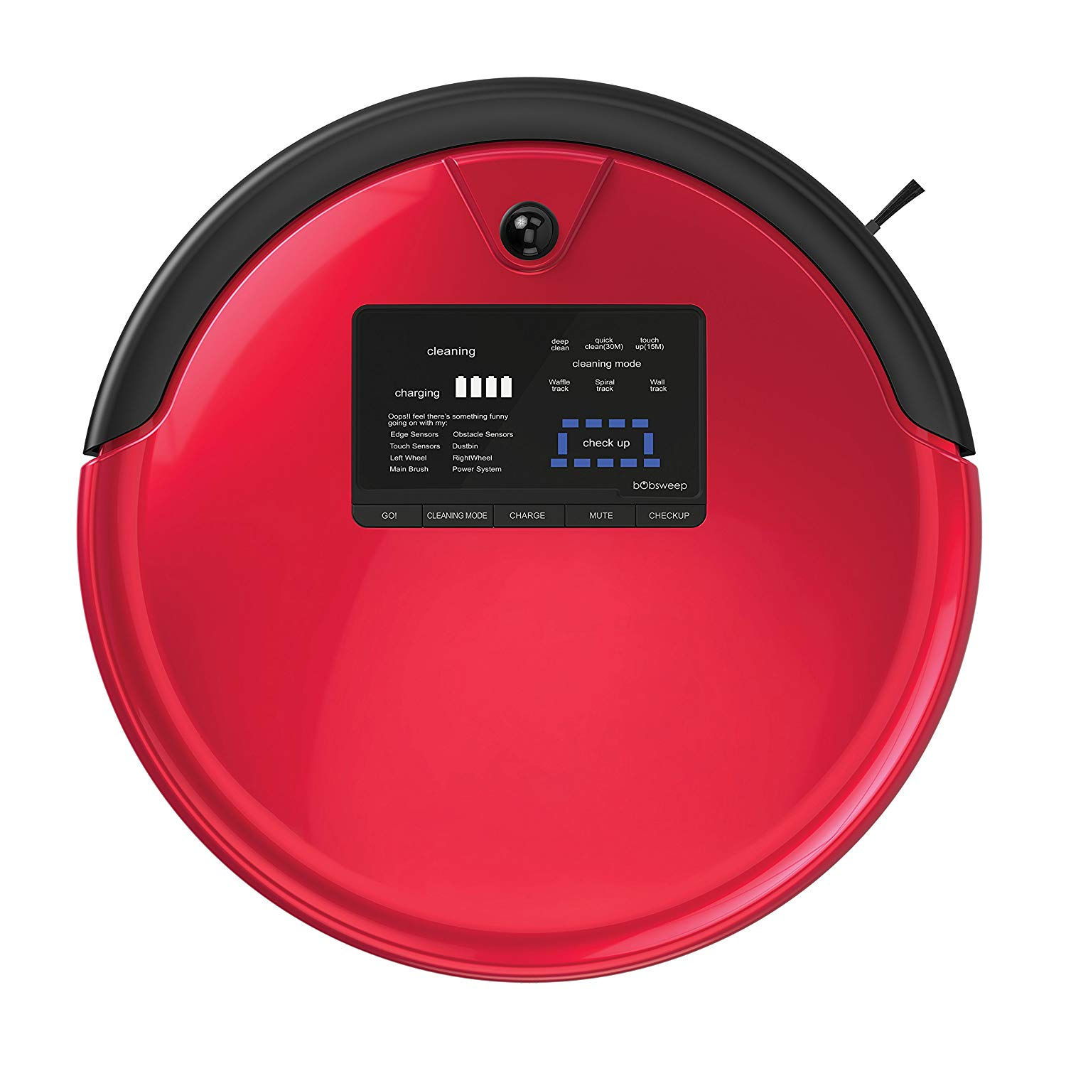 bObsweep PetHair Plus Robotic Vacuum Cleaner
