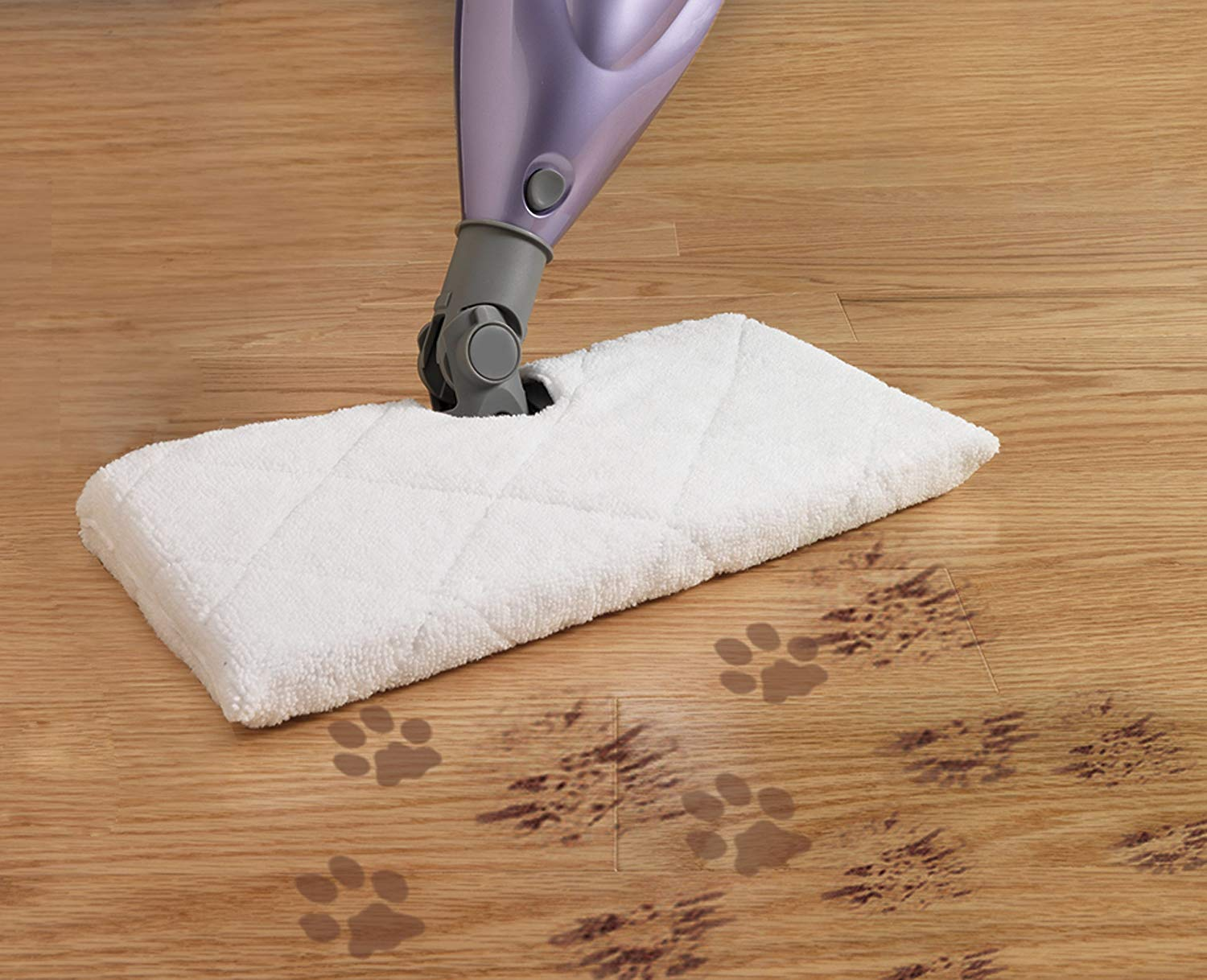 Microfiber Replacement Cleaning Pads