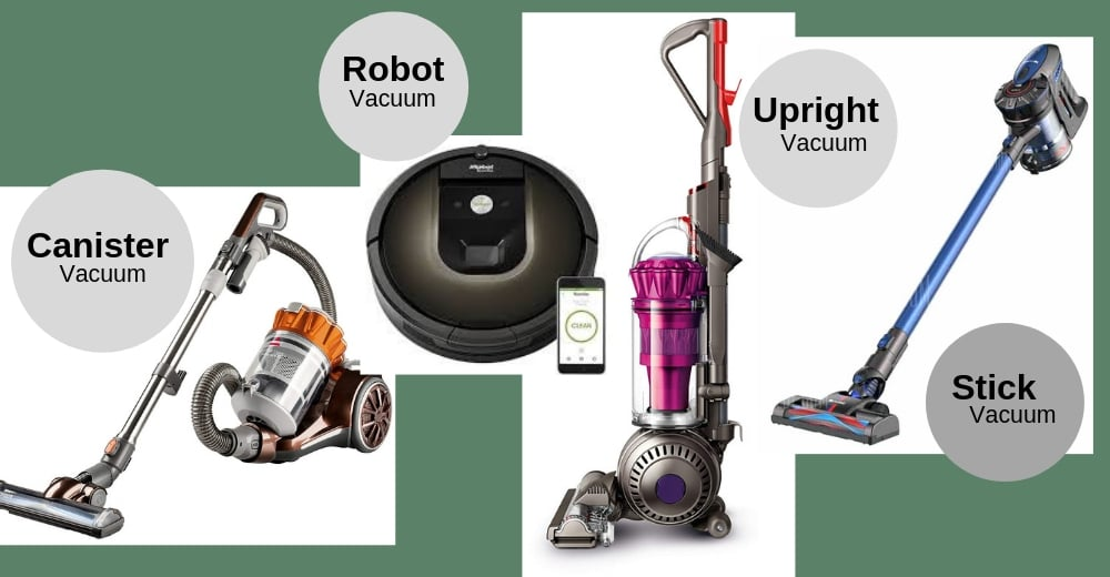 Best Types Of Vacuum