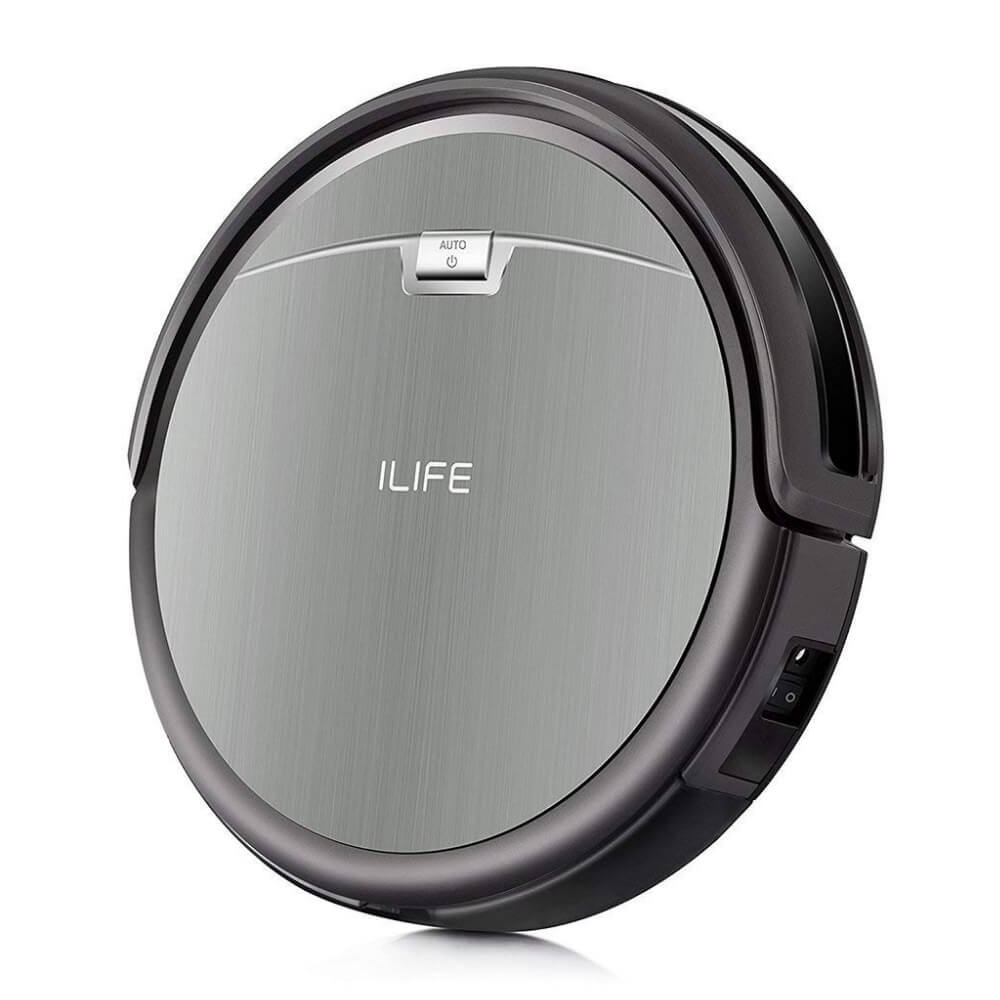 ILIFE A4s Robot Smart Self-Charge Remote Control Vacuum Cleaner