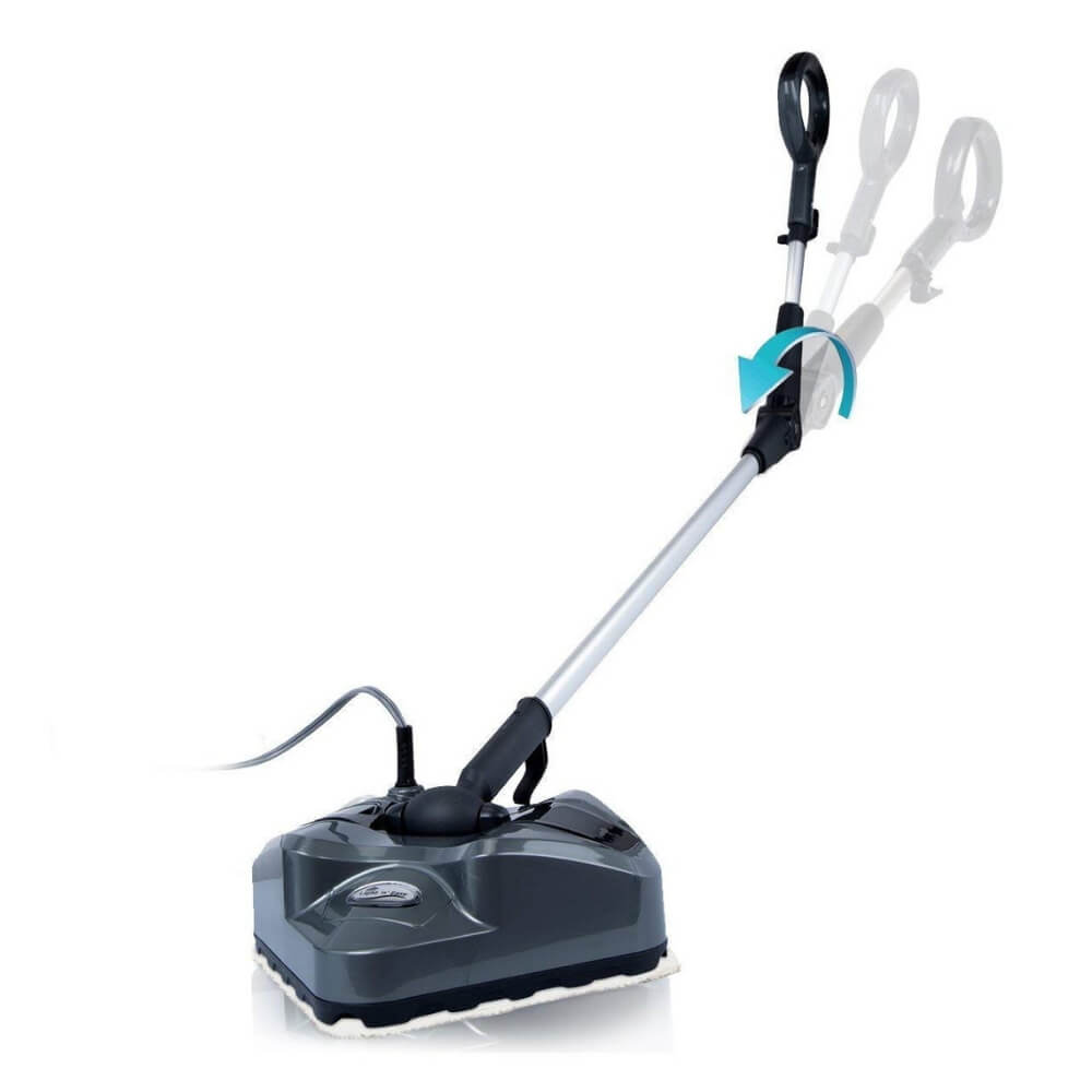 LIGHT 'N' EASY 7339 Steam Mop Floor with Automatic Steam Control