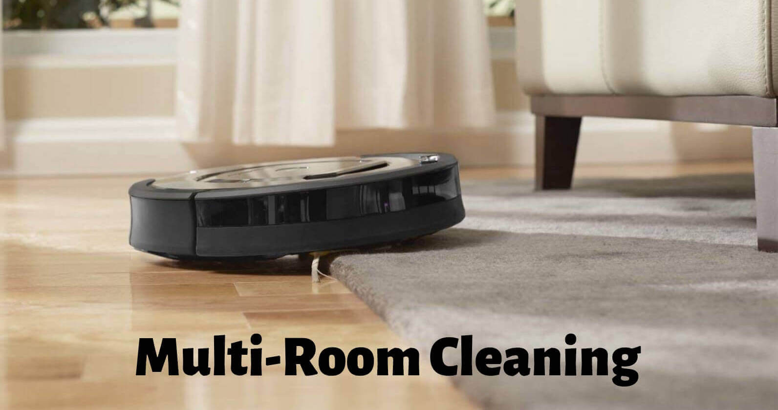 roomba Multi-Room Cleaning