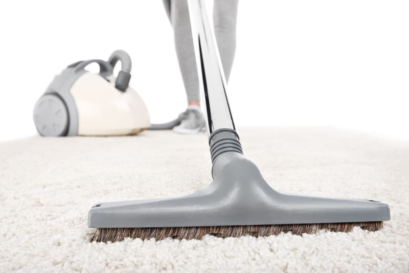 high-pile carpet vacuum