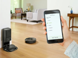 wifi roomba technology