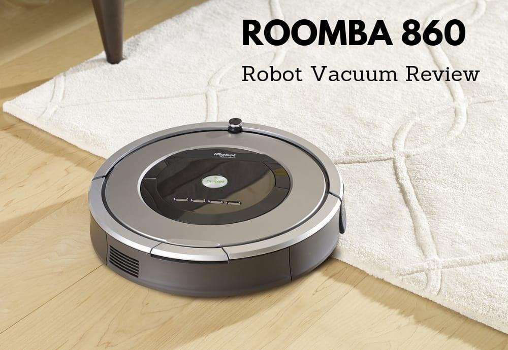 Roomba 860 Robot