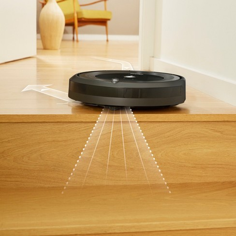 Stopping damaging the Roomba