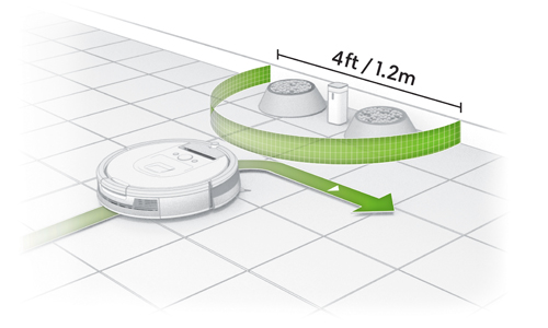 Roomba 860 Virtual wall_2