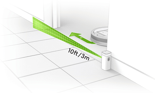 Roomba 860 virtual wall_1