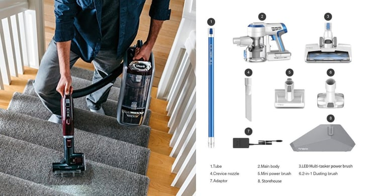 Tool accessories for stairs