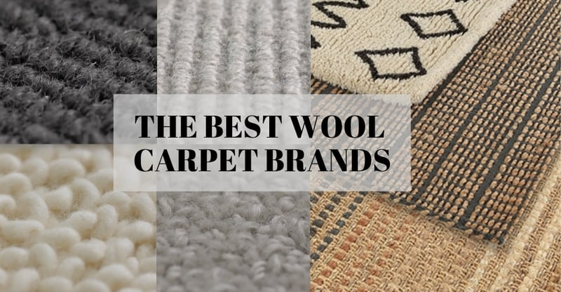 best wool carpet brands