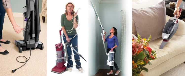 corded or cordless vacuum for stairs