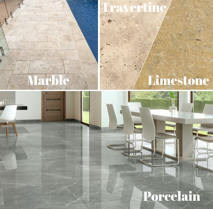 Different Types Of Tile Floors