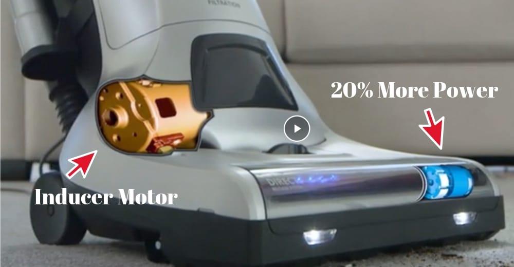 Inducer Motor-Kemore-elite-vacuum