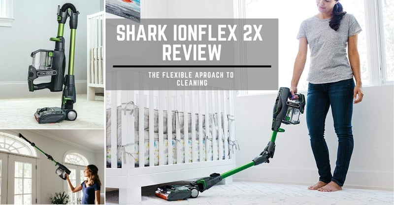 Shark IONFlex 2X Review