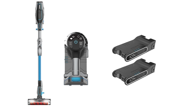 batteries-shark ionflex vacuum