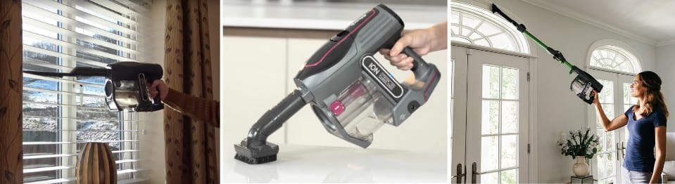 handheld-shark ion vacuum