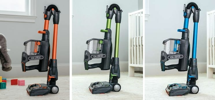 ion flex vacuum choice of colors
